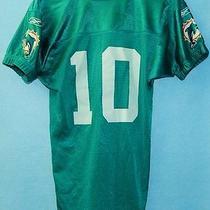 Miami Dolphins Reebok Youth Jersey Shirt  Size Small Photo