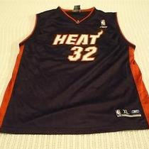Miami Heat   32 o'neal Basketball Jersey Youth Xl Length 2 Photo