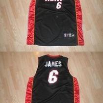 Miami Heat Lebron James Xxl (54) Reebok Photo