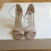 Michael Antonio Women's Jaxine Rep Sandal Blush Sz 9 Photo