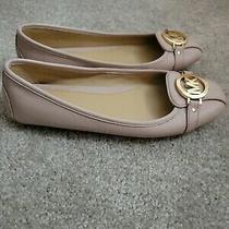 Michael Kohrs Blush Pink Flats Size 8.5 Photo