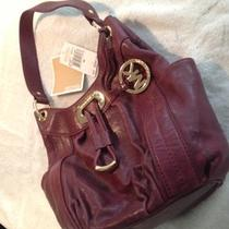 Michael Kors Amethyst Medium Hobo Photo