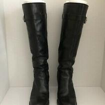Michael Kors Black Euc Size 6 Boots Photo