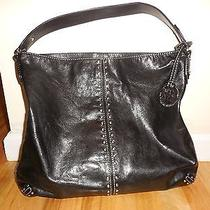 Michael Kors Black Hobo Bag Photo