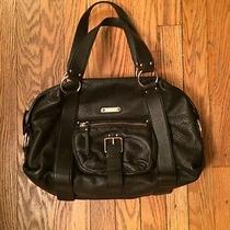Michael Kors Black Leather Handbag Photo
