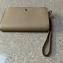 Michael Kors Blush Pink Cell Phone Wallet Photo