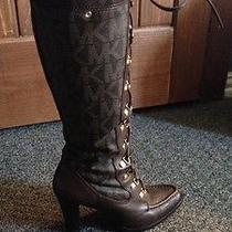 Michael Kors Boots Photo
