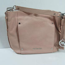 Michael Kors Bowen Blush  Large Shoulder Handbag Photo