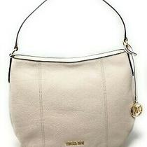 Michael Kors Brooke Large Hobo Shoulder Bag Leather  Photo