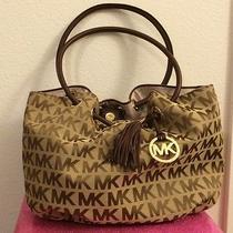 Michael Kors Brown Handbag Photo