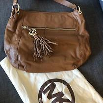 Michael Kors - Camel Leather Womens Hobo Handbag Photo