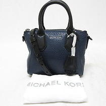 Michael Kors Campbell Mini Satchel 30f5teps5l  984 Photo