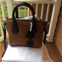 Michael Kors Campbell Walnut Xs Satchel  Photo