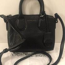 Michael Kors Campbell Xs Leather Satchel in Black-Nwt Photo