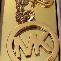 Michael Kors Charm Key Fob Nwt Le Photo