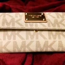 Michael Kors Checkbook Wallet Photo