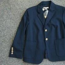 Michael Kors Collection Navy Jacket  Usa4 Photo