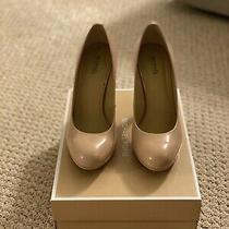 Michael Kors Davis Pump Lt Blush Size 75. Photo
