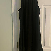 Michael Kors Dress With Gold Chain Straps Size Large. New Without Tags Photo