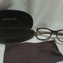 Michael Kors Glasses With Case and Cloth Gift Photo
