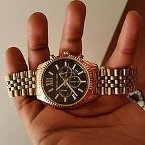 Michael Kors Gold Watch  Photo