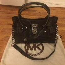 Michael Kors Hamilton Bag Photo