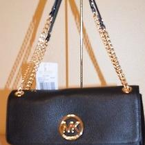 Michael Kors Handbag    Black Fulton   Lists  228 Photo