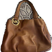 Michael Kors Handbag Hobo Buttery Leather Large  Photo