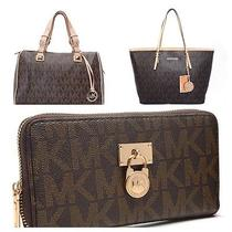 Michael Kors Handbags and Wallet Photo