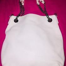 Michael Kors Hobo Pebble Leather Converts to Satchel Crossbody Strap Missing Photo