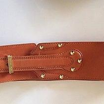Michael Kors Leather Belt Photo
