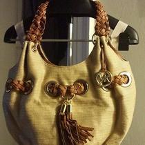 Michael Kors Leather Handbag Photo