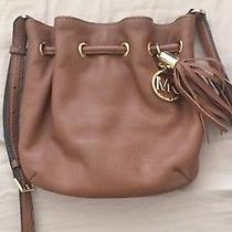 Michael Kors Leather Hobo Hand Crossbody or Shoulder Bag Photo