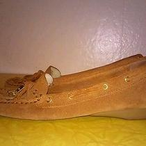 Michael Kors Leather Moccasins Photo