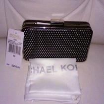 Michael Kors Mircostudd Clutch Box Photo