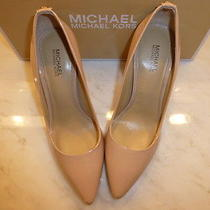 Michael Kors  Mk- Flex High Pump Light Blush Size 5 1/2 M High Heel Shoes Photo