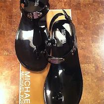 Michael Kors Mk Plate Jelly Size 9 Photo