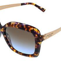 Michael Kors Mk2007 Key West 303268 Sunset Confetti Square Sunglasses Photo
