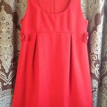 Michael Kors--Perfect Red Dress Size 8 Photo