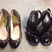 Michael Kors Shoes 2 Pairs Photo