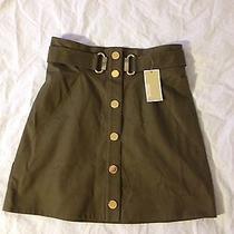 Michael Kors Skirt Size 8 Nwt 150.00 Photo