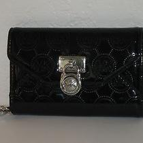 Michael Kors Small Black Tech Wristlet Wallet - Iphone 4/4s 98 Photo