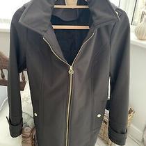 Michael Kors Smart Coat Black Small Girls Womens With Hood  Pockets Photo