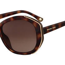 Michael Kors Sunglasses Mks291 Portia 240 Soft Tortoise 62mm Photo