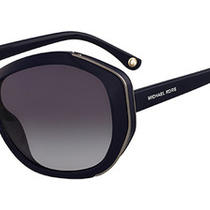 Michael Kors Sunglasses Mks291 Portia 414 Navy 62mm Photo