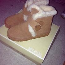 Michael Kors Ugg Boots Photo