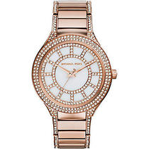 Michael Kors Watches Kerry Watch - Rose Gold Photo