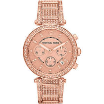 Michael Kors Watches Parker - Rose Gold Photo