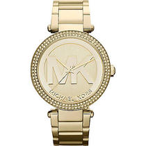 Michael Kors Watches Parker Watch - Gold Photo