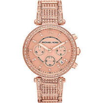 Michael Kors Watches Parker Watch - Rose Gold Photo